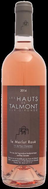 Le Merlot Rosé 2014