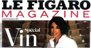 Figaro Magazine 2011 Spécial Vin