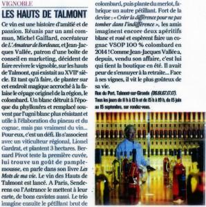 Figaro Magazine Septembre 2012