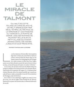 Le Miracle de Talmont