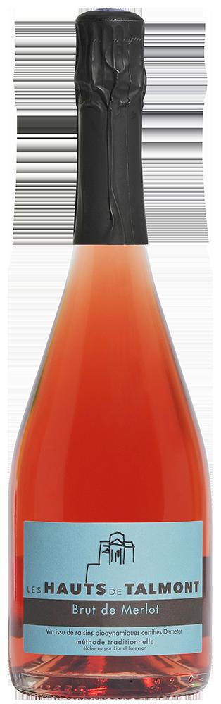 Brut de Merlot rosé 2020